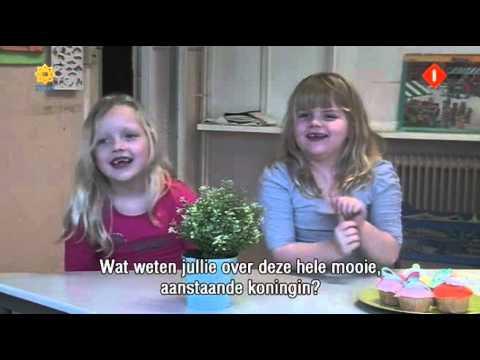 Bananasplit   Banana Split News BSN   Basisschool ''De gouden regen'' in Hilversum 1