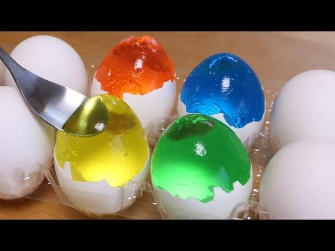 Thumbnail: How to make Colorful Egg Jello for Easter