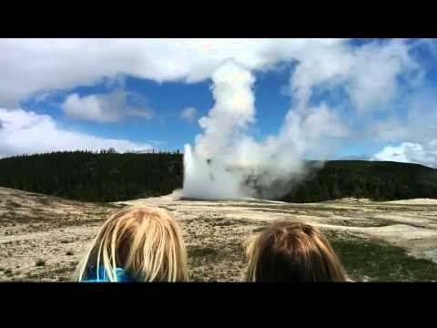Yellowstone: Bison Jam and Geysers