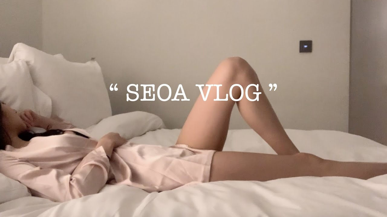 Download ENG 「SEOA」 호캉스, 비키니 하울 STAYCATION + BIKINI HAUL 💋 ㅣVLOG