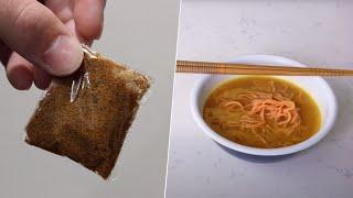 I TESTED Claire's Gourmet Instant Ramen - Bon Appétit Gourmet Makes Review
