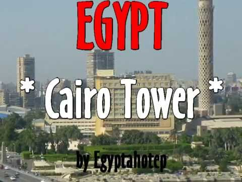 EGYPT 740 - CAIRO TOWER - (by Egyptahotep)