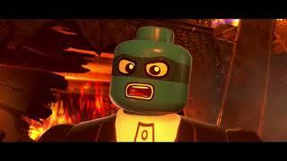 LEGO The Incredibles Walkthrough Part 8 - Vigilant Vigilantes