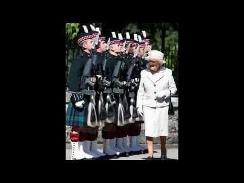 The Queen begins her summer holiday in Balmoral