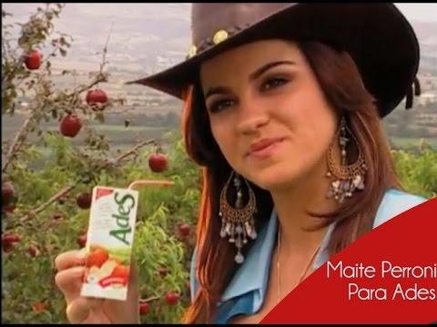 Comerciais: Maite Perroni para Ades #MeuPecado
