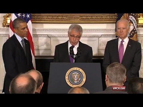 US Defence Secretary resigns