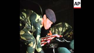 SYND 29/03/1972 BODIES OF SIX SOLDIERS KILLED IN COMMUNIST AMBUSH IN SARAWAK RETURNED TO KUALA LUMPU