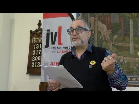 Rebels, strikers and Anti Fascists - radical Jewish history (Hosted by Barnet Momentum & JVL)