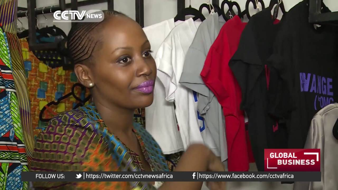 Fashion Store In Uganda Pioneering Bold African Designs Youtube