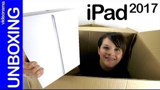 Apple iPad 2017 unboxing y primeras impresiones