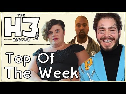 H3 Podcast #91 - Media Slams Post Malone & Teacher Sues Over YouTube Comment