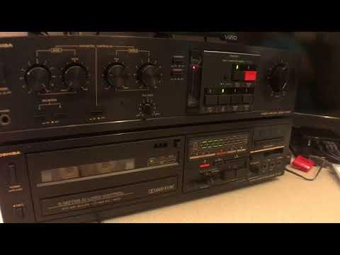 Rare Vintage Audio - Toshiba Tape Deck Model PC-G33