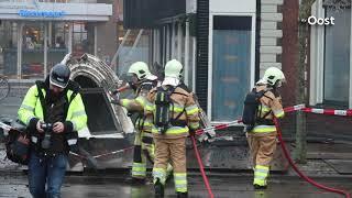 Maandag meer duidelijkheid over schade brand Zwolle