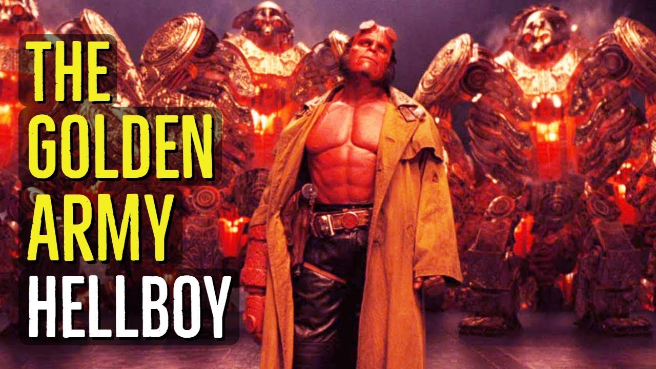 Download The Golden Army (GEARS OF DEATH) Hellboy Explored