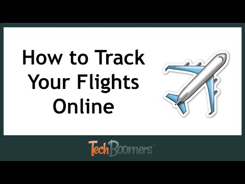 How to Track Your Flights Online
