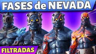 Prisoner Stages: Nevada Skin Secret REVEALED - Fortnite Season 7