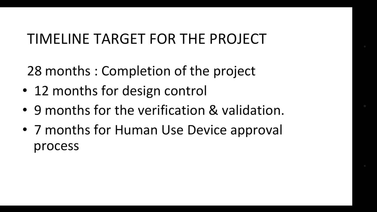 Project KickOff Meeting Presentation YouTube - Project kickoff meeting presentation