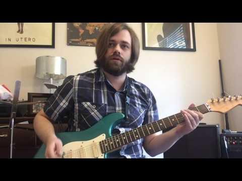 Nirvana - All Apologies Guitar Lesson