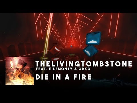 Beat Saber | Die In A Fire (TheLivingTombstone) - FULL COMBO | SS 91.94%
