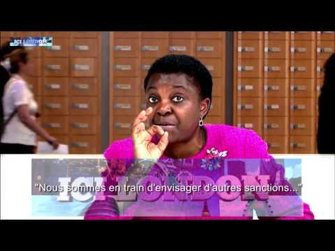 """Cécile Kyenge à Kabila: """"La saisine de la CPI en cours..."""""""