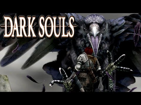 Dark Souls - GIANT CROW Gameplay Walkthrough PART 2 HD Blind PC/PS3/360 DS Mod