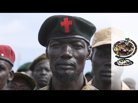 South Sudan's Civil War Is Causing A Humanitarian Crisis