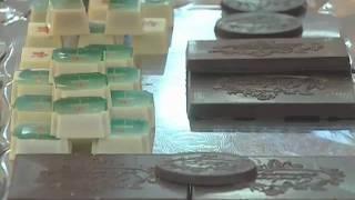 как создается шоколад ручной работы?