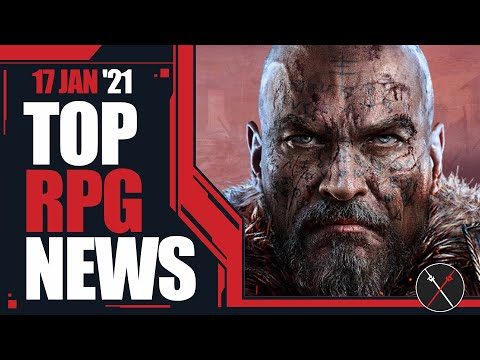 Elden Ring Concept Art, Lords of the Fallen 2, Nioh 2, Top RPG News of the Week January 17, 2021