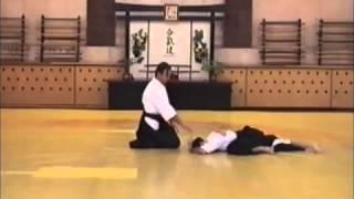 Базовая техника Айкидо 3 кю, 1 часть
