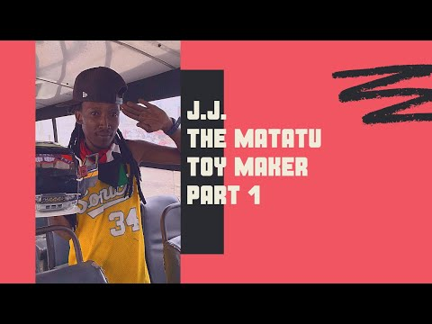 J.J - The Matatu Toy Maker