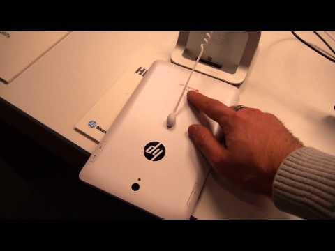 HP Slate 8 Pro im Hands On [Deutsch]