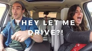 The Craziest Driving Experience!