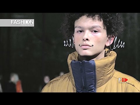 HENRIK VIBSKOV Copenhagen Fashion Week Fall Winter 2017 2018 - Fashion Channel