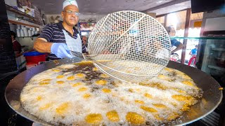 Extreme Arabian Street Food  FALAFEL JACUZZI + Best Ever Ful in Saida, Lebanon!
