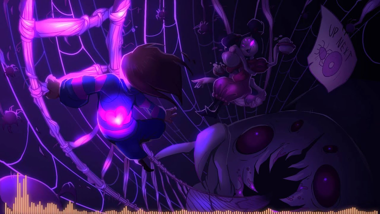 Undertale spider dance