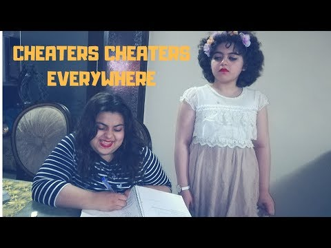 CHEATERS CHEATERS Everywhere! | AZee