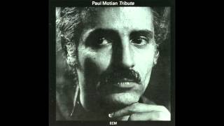 Victoria - Paul Motian Trio (1974)