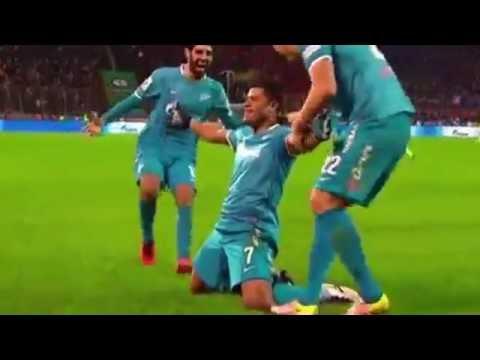 Hulk ● Zenit FC ● All 77 Goals
