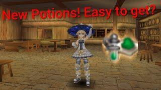 Toram Experiment New Potion Recipe! Easy to get?