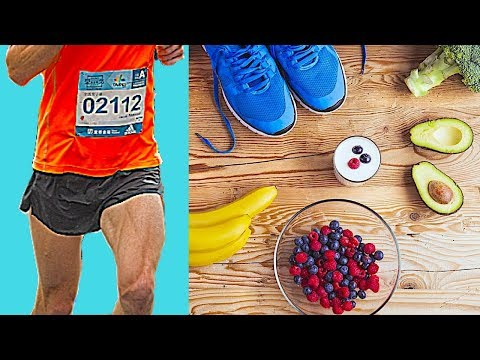 Runner Nutrition in 3 Points: The Best Diet, Foods, and How To Implement | Vlog Ep.017