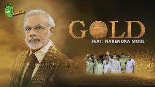 Akshay Kumar's Gold Movie Teaser Funny Parody Feat. Narendra Modi