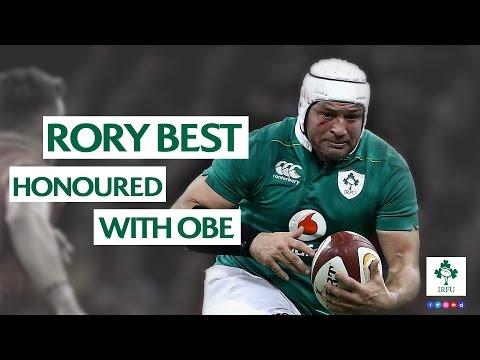 Ireland captain Rory Best's honourable year