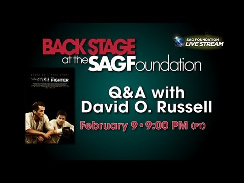 Conversations with Director David O. Russell and Jack McGee of THE FIGHTER