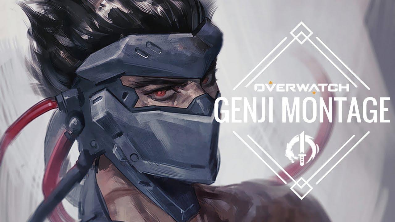 [Overwatch] Genji Montage