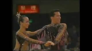 映像は、1984年第5回日本インターナショナルダンス選手権大会 プロフェ...