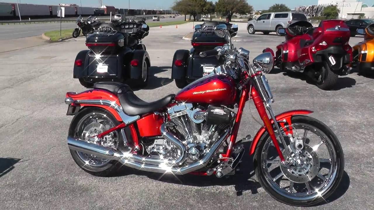 Harley Davidson Softail Springer Cvo
