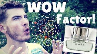 Guerlain Homme Fragrance REVIEW || Tripleinc.