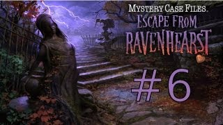Mystery Case Files: Escape from Ravenhearst Walkthrough part 6