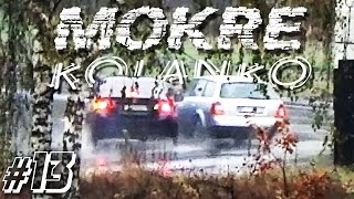 Mokre Kolanko #13: Honda Accord vs Audi A4, Złożona Ciężarówka, Cinquecento i Dziki