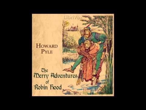 The Merry Adventures of Robin Hood (FULL Audiobook)